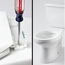 Amazon Com Carex Elongated Hinged Toilet Seat Riser