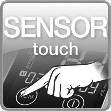 Soft Touch Bedienung