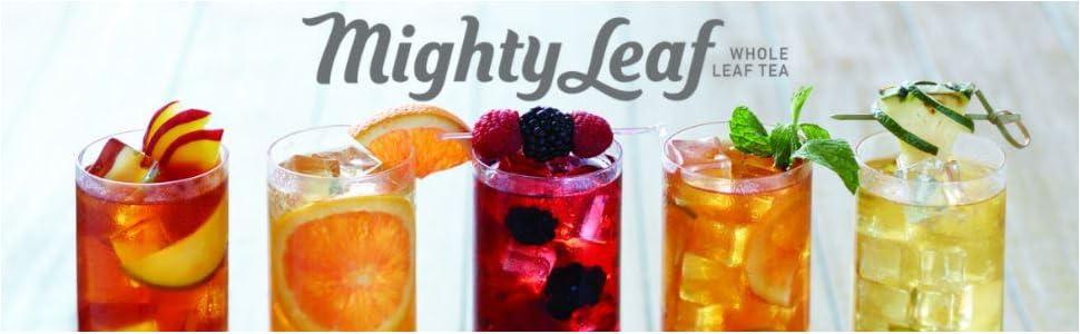 Mighty hoja de té helado: Amazon.com: Grocery & Gourmet Food