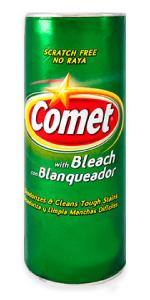 842492aeb6fd Amazon.com: Comet Cleaner with Bleach Powder 25-Ounces   Scratch ...