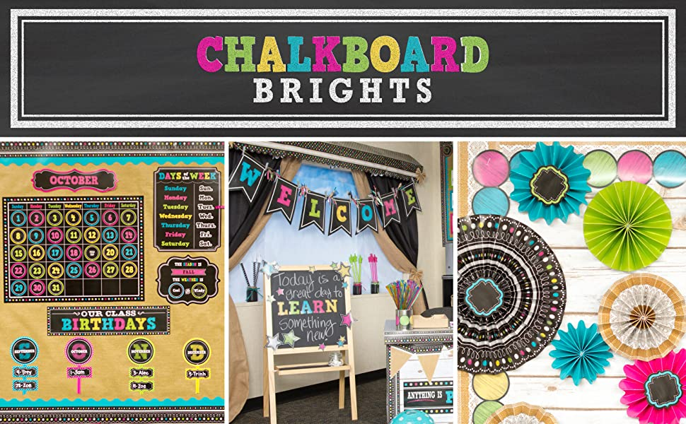 chalkboard brights theme banner