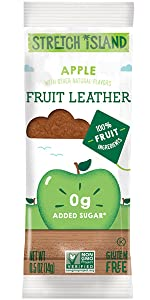 Stretch Island Fruit Co Fruit Leather Autumn Apple