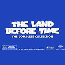 land before time, complete collection, little foot, 14 movies, movie, dvd, family, animated, kids