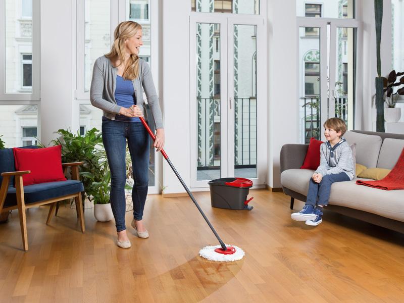 Easywring&Clean Wischmop Komplett