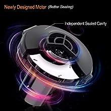 New Designed Motor