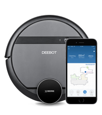 Amazon Com Deebot N79w Robotic Vacuum Cleaner With Max