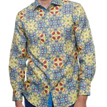 yellow mens shirt