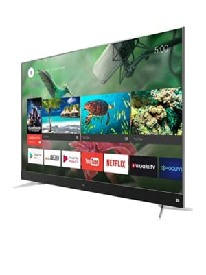 TCL U49C7006 - Televisor de 49 pulgadas, Smart TV con 4K UHD, HDR ...