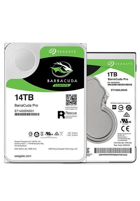 Seagate Barracuda Pro