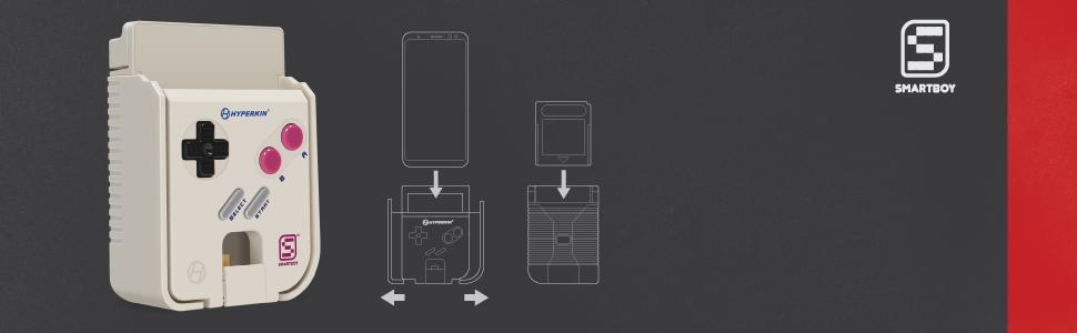 Amazon com: Hyperkin SmartBoy Mobile Device for Game Boy