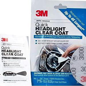 3M 39173 Headlight Clear Coat