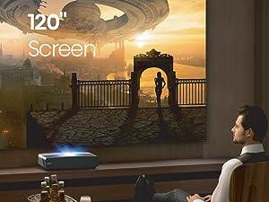 Hisense 120L5F Laser TV