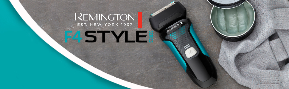Remington F4 Style Series F4000 - Afeitadora eléctrica, recargable ...