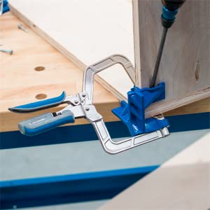 Kreg 90 degree clamp corner corners