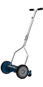 great states reel push manual lawnmower yard garden grass cutter cut manual self propelled