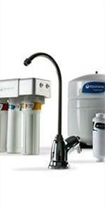 Amazon Com Aquasana 3 Stage Under Sink Water Filter
