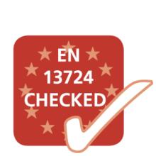 EU-norm EN 13724.
