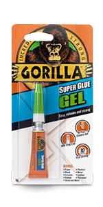 Gorilla Super Lijm Gel 3g