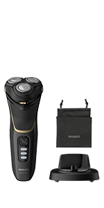 Philips Series 3000 Wet or Dry Men's Electric Shaver - S3333/54