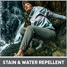 Stain and water repellent