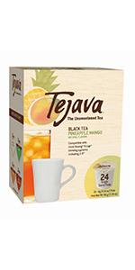 pineapple mango tea pods