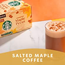 Salted Maple Coffee