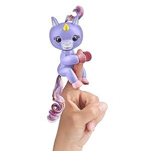 licorne doigt