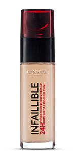 Productafbeelding Infaillible 24H foundation.