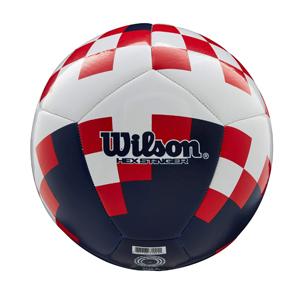 Wilson WTE9900XB0510 Pelota de fútbol Hex Stinger Edición Croacia ...