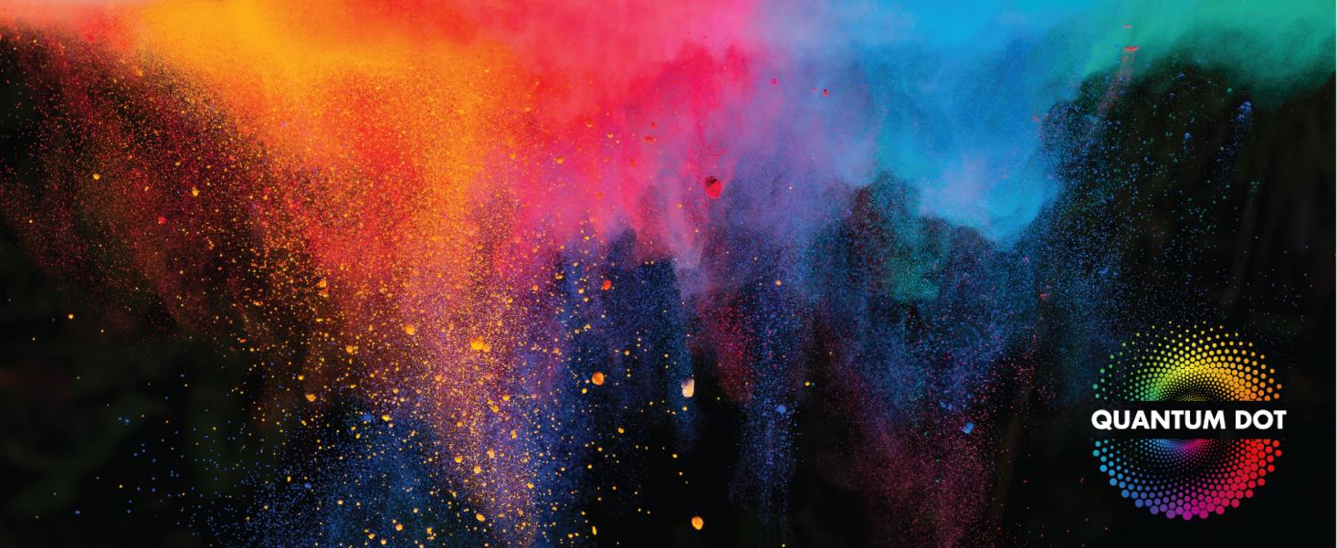 Hisense Quantum Dot Color Technology