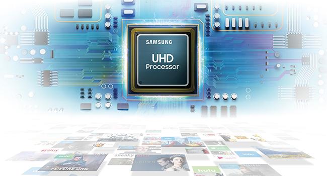 TV UHD 4K Serie RU7170