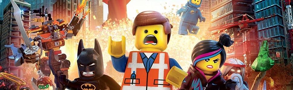 LA GRANDE AVENTURE LEGO 2 Lego lego