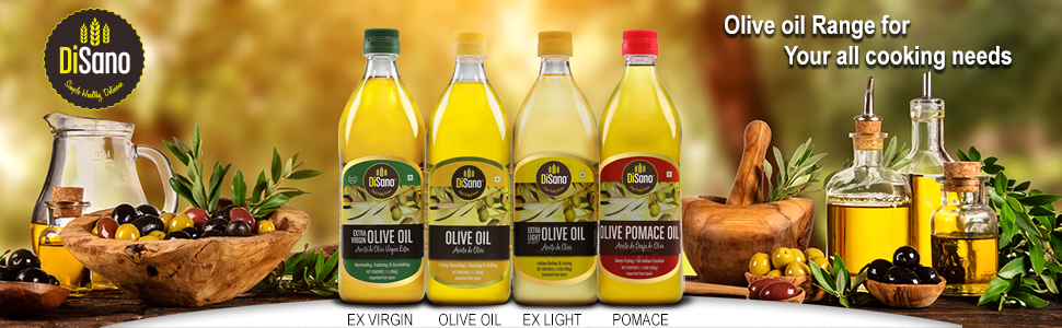 Disano Olive oil Range