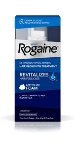Men's Rogaine Foam