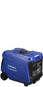 Westinghouse iGen4500 Dual Fuel Inverter Generator