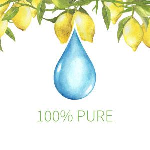 garden of life lemon essential oils