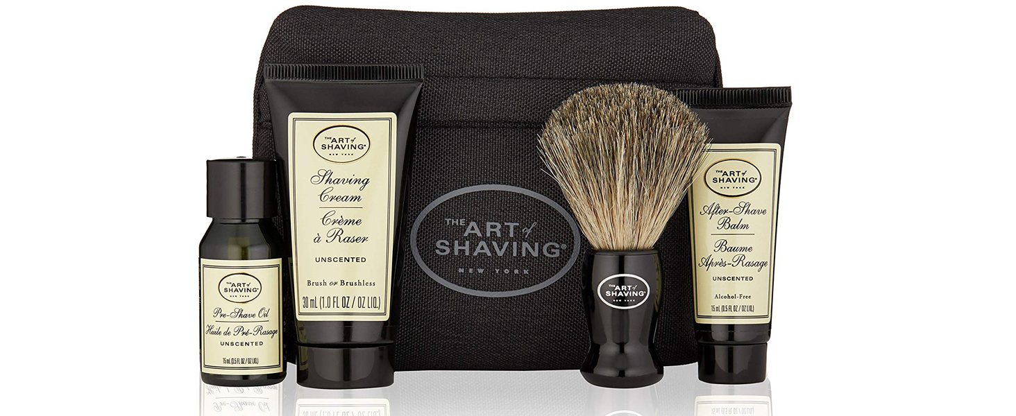 Smart The Art Of Shaving New York Pre Shave Oil Saving Cream After Shave Balm Travel Special Buy Aftershave & Pre-shave Shaving & Hair Removal