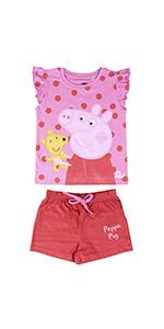 Pijama Peppa Pig;