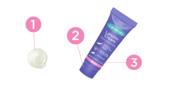 lanolin cream for sore nipples relieve pain while breastfeeding best nipple care relief heal sore