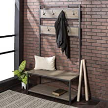 hall tree, coat tree, coat rack, storage, entry way, entry furniture, industrial hall tree