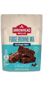 fudge;brownie;mix