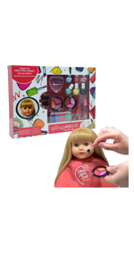 "Amazon.com: Bye Baby Doll Stroller Play Set for 18"" Dolls ..."
