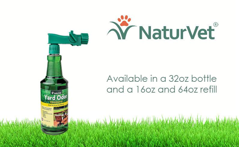 Amazon Com Naturvet Yard Odor Eliminator Eliminate
