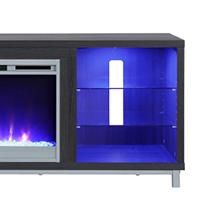 tv stand;fireplace;fireplace tv stand;tv stand with fireplace;electric fireplace tv stand;tv console