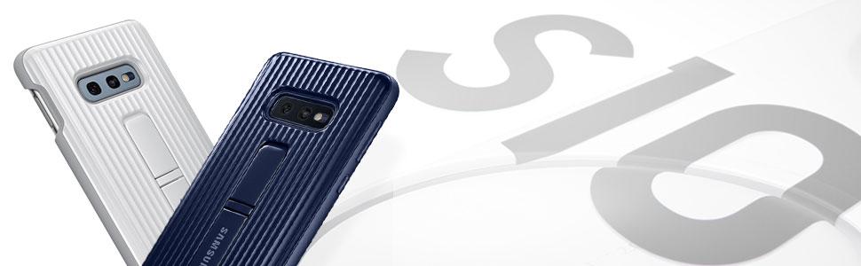 Protective Standing Cover Für Galaxy S10e Blau Elektronik
