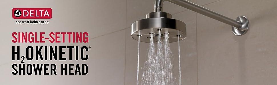 showerhead, delta faucet