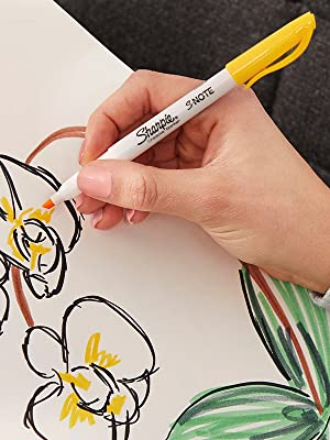Drawing with S-Note