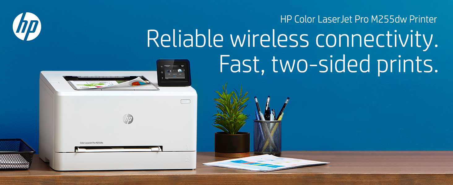 color laserjet pro wireless printing fast two-sided results reliable connectivity