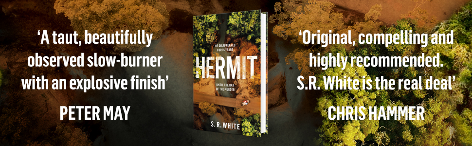 Australian crime fiction, best crime books, best thrillers, Scrublands, Chris Hammer
