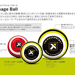 Massage Ball MB-X